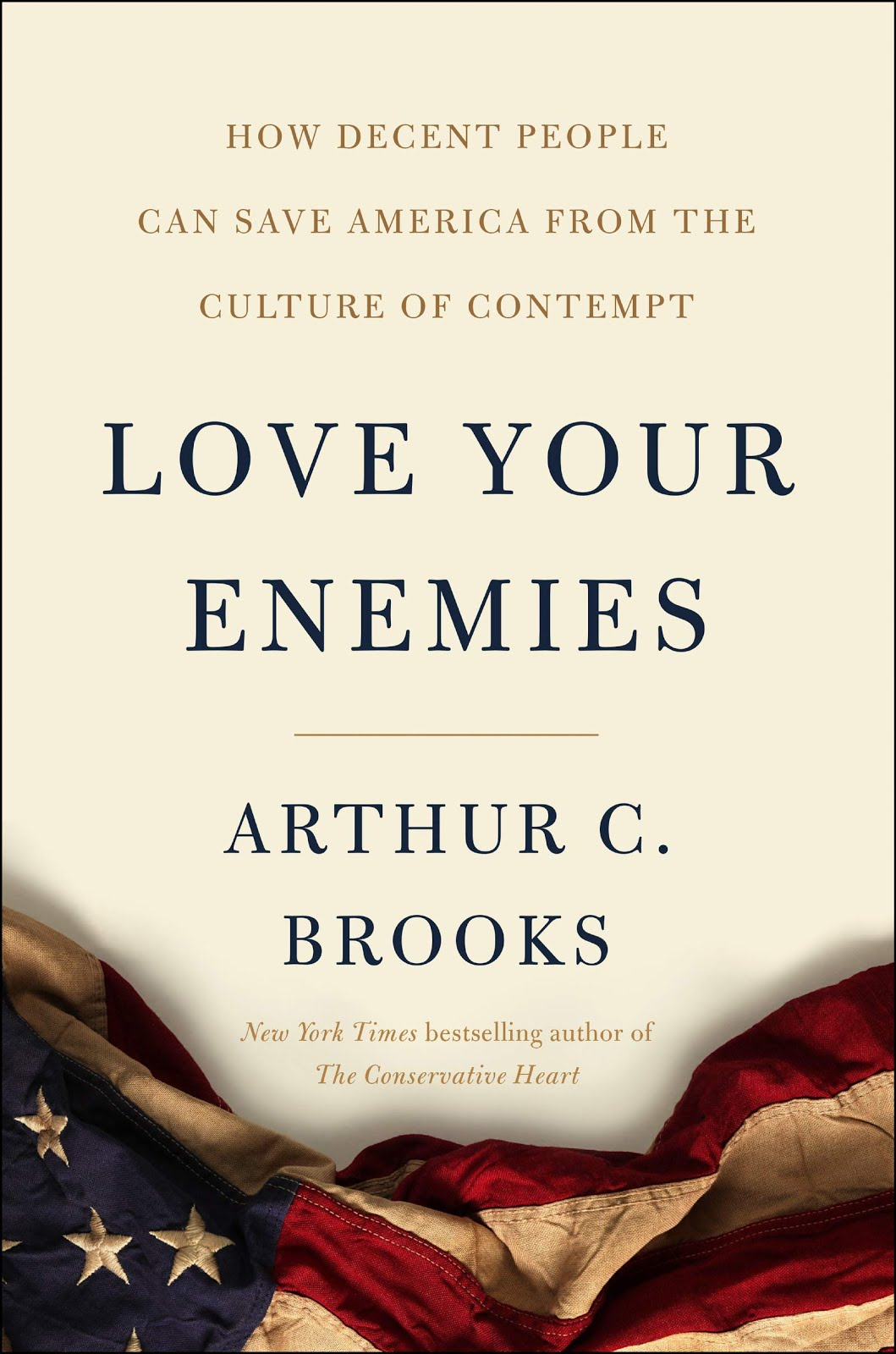 Navy Reads: CNO Gilday / 'Love Your Enemies'