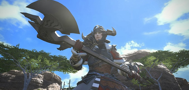 Final Fantasy 14 A Realm Reborn PS4 Trailer