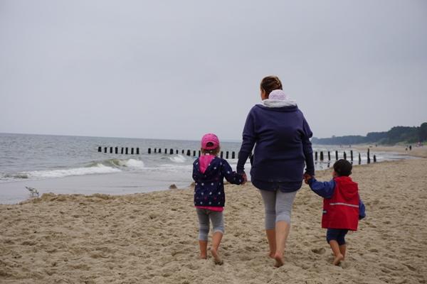 Mama i trójka dzieci, bluza mammastudio