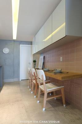 armário para cozinha retro