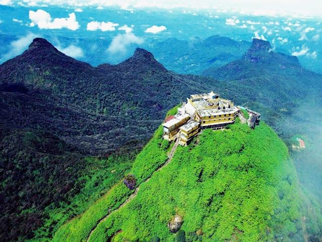 Apa yang anda Perlu tahu tentang Adam's Peak, Sri Lanka