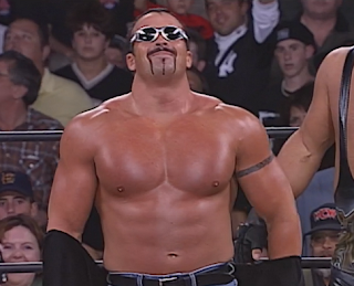 WCW Halloween Havoc 1998 - Buff Bagwell tricked Rick Steiner
