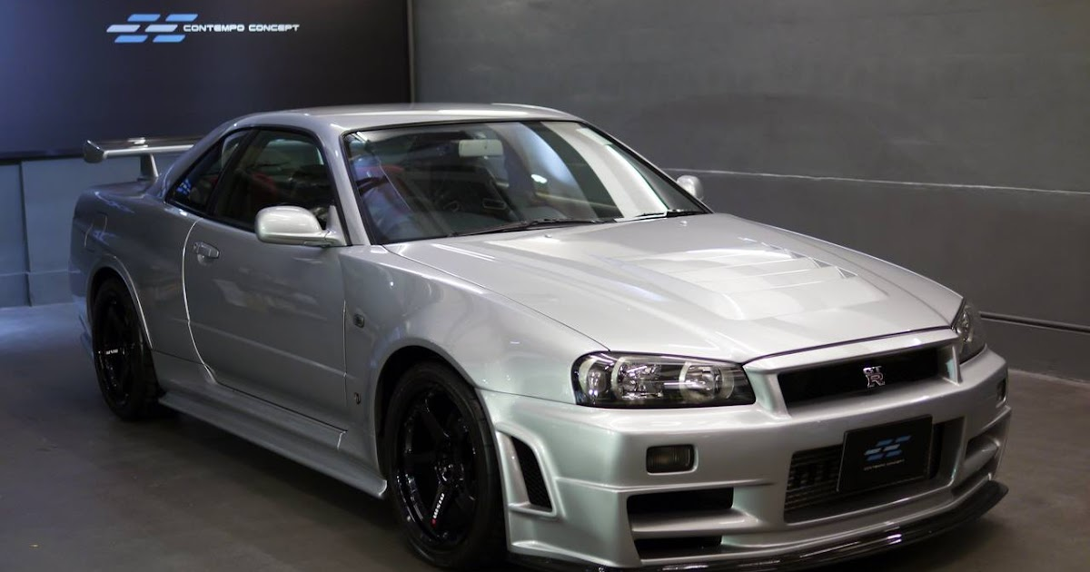 2005 Nissan Gt R Nismo Z Tune For Sale At Contempo Concept Hk Motors