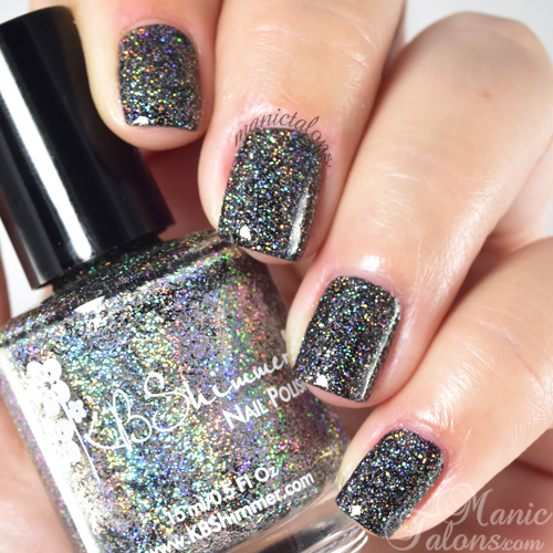 KBShimmer Night Bright Swatch