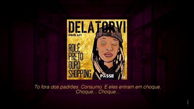 """Role Preto Ouro Shopping"" é novo single do rapper mineiro Delatorvi"