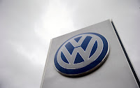 Volkswagen car dealership (Credit: Suzanne Plunkett / Reuters) Click to Enlarge.
