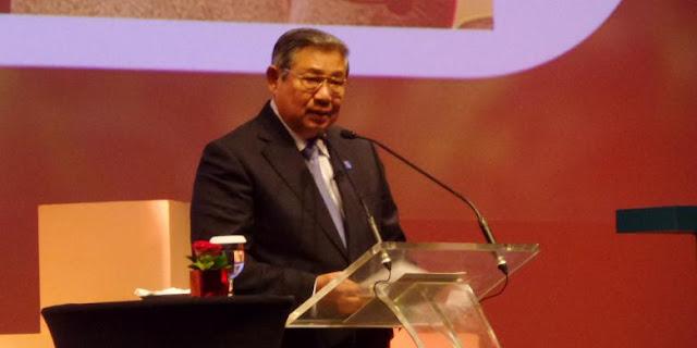 SBY: Gaya Hidup Berdampak Pada Ketahanan Pangan Negara.