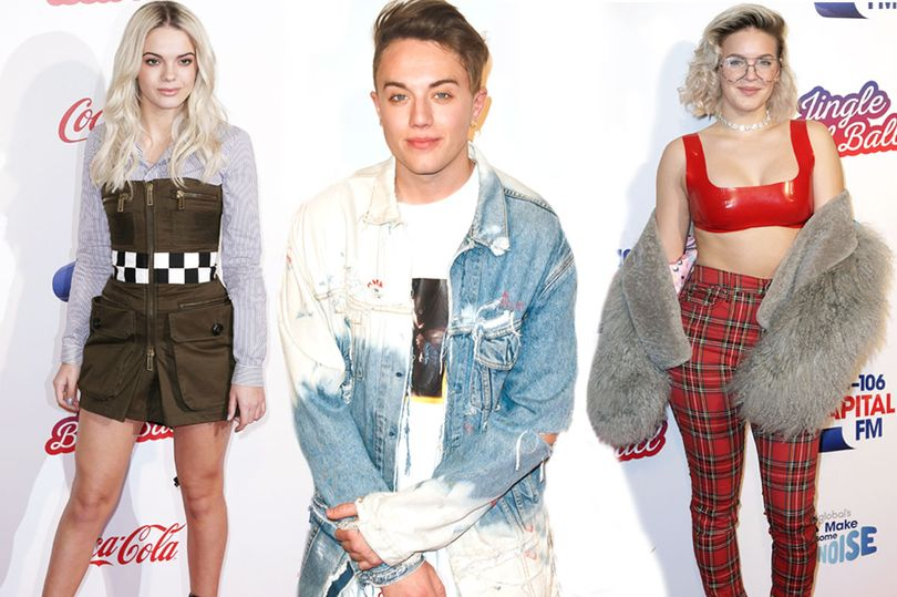 MAIN-Louisa-Johnson-Roman-Kemp-and-Anne-Marie-at-The-Jingle-Bell-Ball