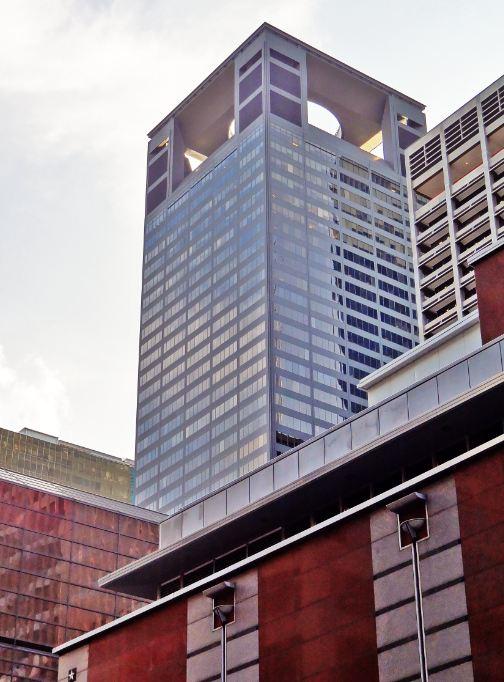 1111 Louisiana Office Building Centerpoint Energy Plaza