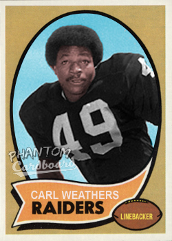 low priced 7255e ca9b4 Phantom Cardboard: The Apollo Creed Of Football Players