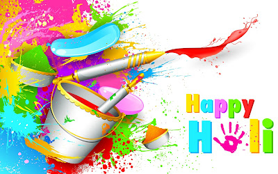 Happy Holi Wallpapers 2017