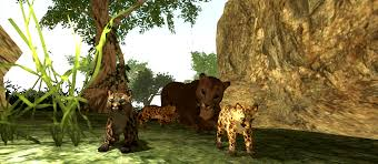 Untamed Life Of A Cougar Pc Game   Free Download Full Version