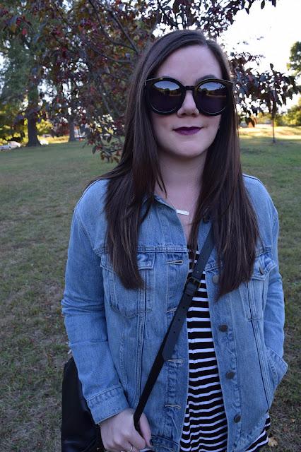 Sequins and Skulls: My Fall Uniform