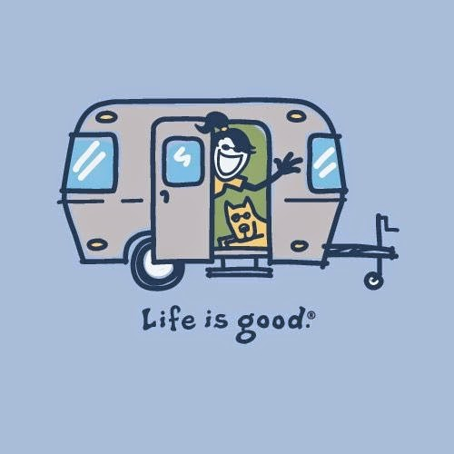 Camper Wander Life Who Are Good All Not Lost