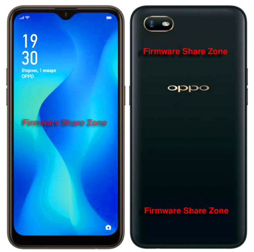 Oppo A1K Firmware (CPH1923) Official Rom Mediatak OFP File