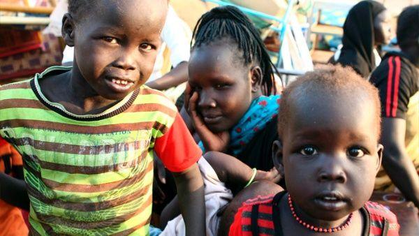 Conflicto en Sudán del Sur golpea duramente a los niños, Unicef
