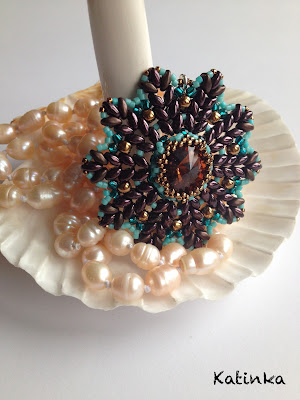 Nowe medialiony – Mandala pendants