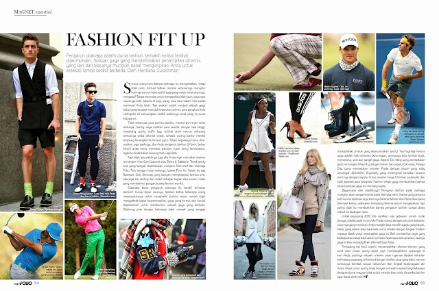 HOW TO BE A STYLISH GOLFER
