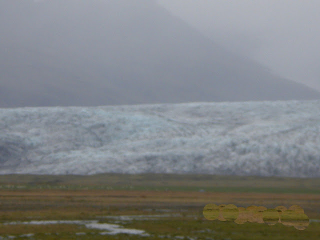 Another snout of glacier
