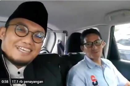 Kunjungi Ahmad Dhani, Sandiaga Berkomitmen Cabut Pasal Karet UU ITE, Jangan Gunakan Hukum untuk Pukul Lawan