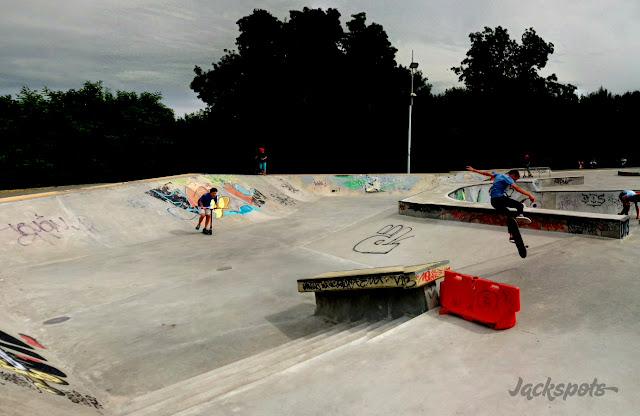 Skatepark Royan