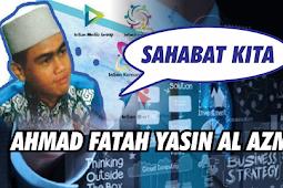 Inspirator Muda: Mengenal Ahmad Fatah Yasin A, Penggagas InsanMedia