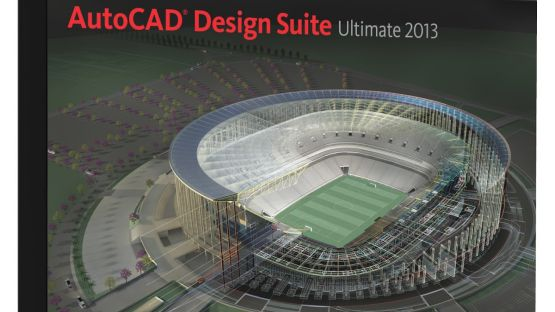 AutoCAD 2013 screenshot 4