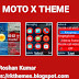 Moto X Live HD Theme For Nokia C1-01, C1-02, C2-00, 107, 108, 109, 110, 111, 112, 113, 114, 2690 & 128×160 Devices