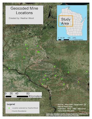UWEC Geog 337- GIS II