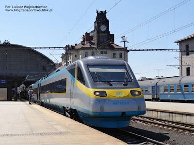 Pendolino, České dráhy, Praha hlavní nádraží