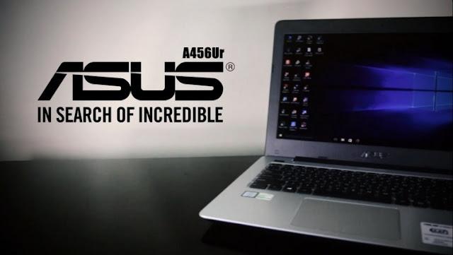Harga Laptop Asus A456UR Tahun 2017 Lengkap Dengan Spesifikasi | Processor Intel Core i5 6200U VGA NVIDIA Geforce 2GB