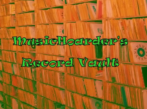 MusicHoarder's Record Vault
