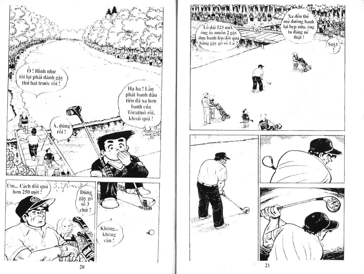 Ashita Tenki ni Naare chapter 43 trang 9