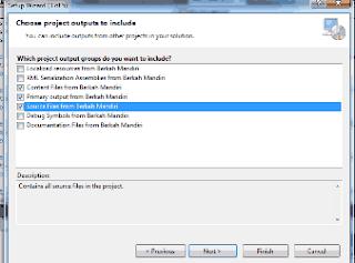 Cara Membuat Package Installer Menggunakan vb.net