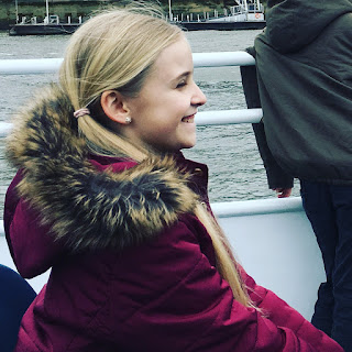 London boat trip