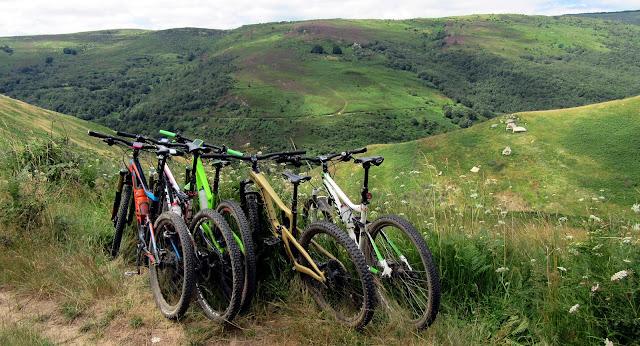 AlfonsoyAmigos - Rutas MTB - Río Panero - Monte Hijedo