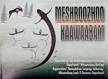 WATCH OUT FOR MESHBOOZHOO - COFFEE TABLE BOOK - PUBLISHED - 2013