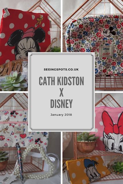 Cath Kidston x Disney