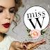 Miss W: anteprima web e presentazione della nuova linea make up arrivata in Italia by Nature.cos