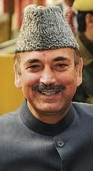 Sh. Ghulam Nabi Azad, Union Minister for Health and Family Welfare