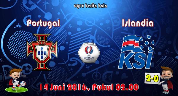 prediksi bola portugal vs islandia euro 2016