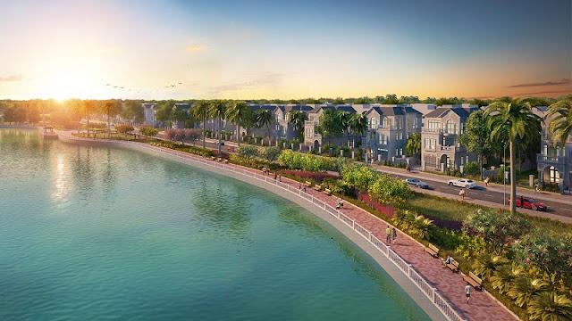 Chung cư Hope Residences Phúc Đồng là dự án sang trọng bậc nhất của Vingroup