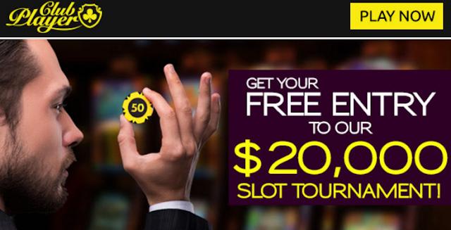 Club Player Casino 340% No Rules Bonus and $50 FREE | Post from Nabble Casino Bingo
