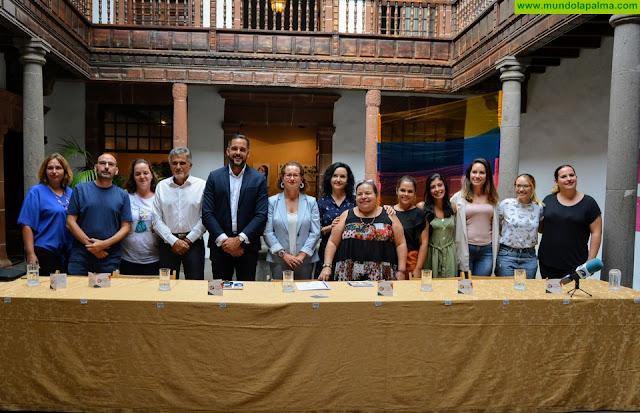 El Cabildo de La Palma pone en valor sus recursos y proyectos por el bienestar y la integración de las personas con enfermedad mental