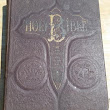 Family Bible of Joseph A. Wallace and Annie Eliza (Marney) Wallace of Jonesport, Maine