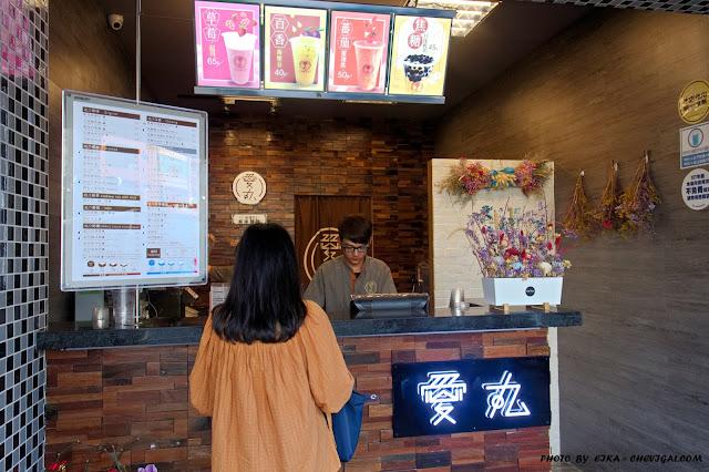 MG 4574 - 起司控必看!台中海線也有好喝又好拍的飲品,季節限定草莓起司奶香馥郁超滑順!
