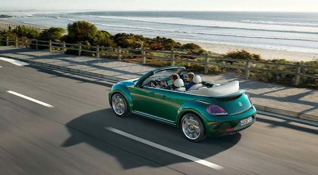 Volkswagen Beetle Cabriolet 2017
