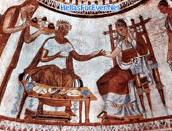 Μυθολογία των Ετρούσκων