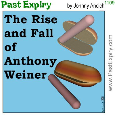 [CARTOON] Hide the Weiner. 3D, books, cartoon, celebrity, dogs, food, news, social networking, Twitter