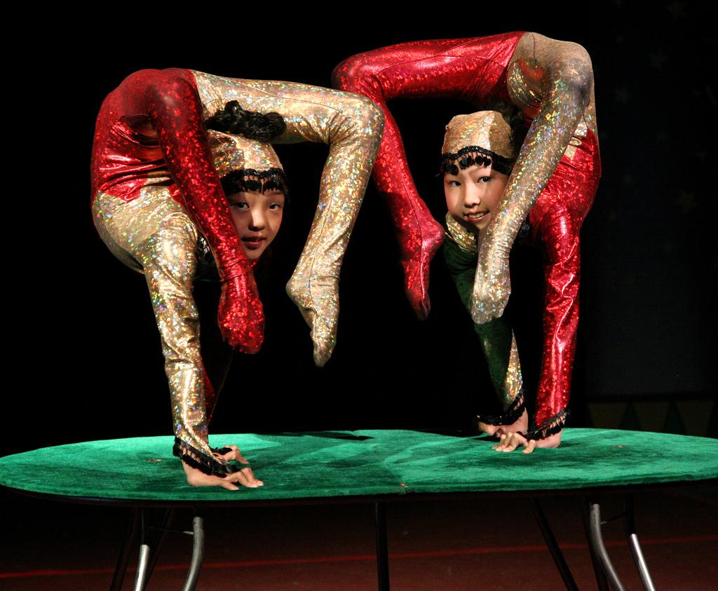 Asian Circus 40